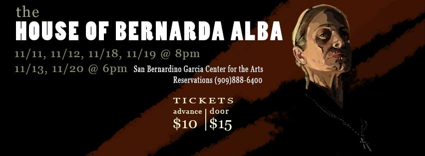 About The House of Bernarda Alba